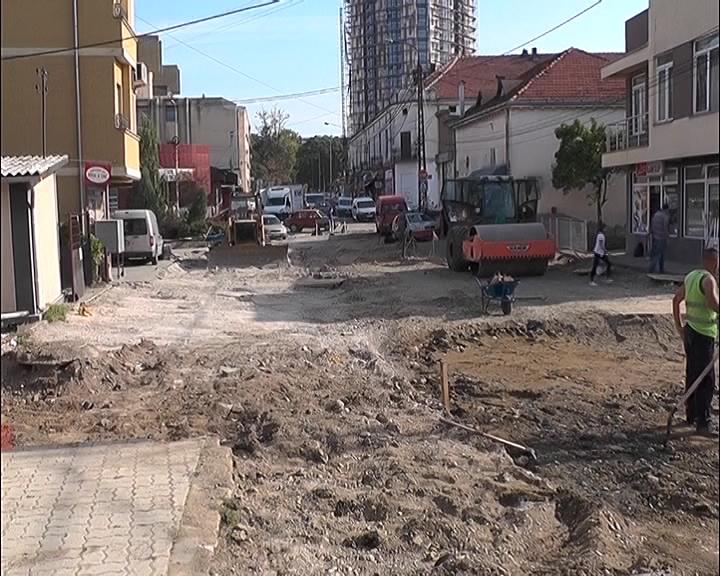 Tehnogradnja krenula sa izradom kolovozne konstrukcije u Nemanjinoj ulici