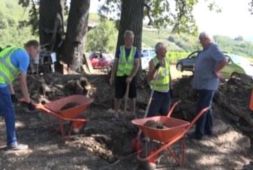 U toku iskopavnja na lokaciji Đurovača u Bogdanju