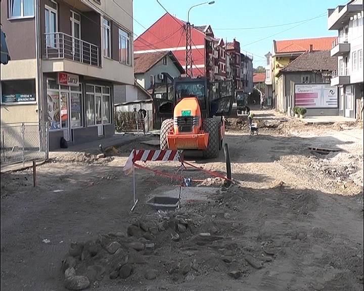 Radovi na infrastrukturi ravnomerno raspoređeni na grad i seoska područja