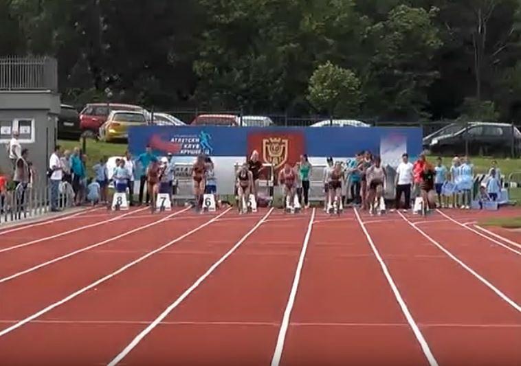 """Na Atletskom stadionu """"Radomir Mićić Miče"""" Državno prvenstvo za mlađe pionire"""