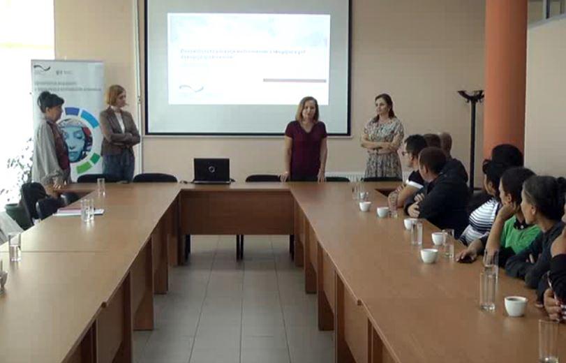 Radionica u Biznis inkubator centru o inkluziji neformalnog sektora u kontekstu uprabljanja otpadom
