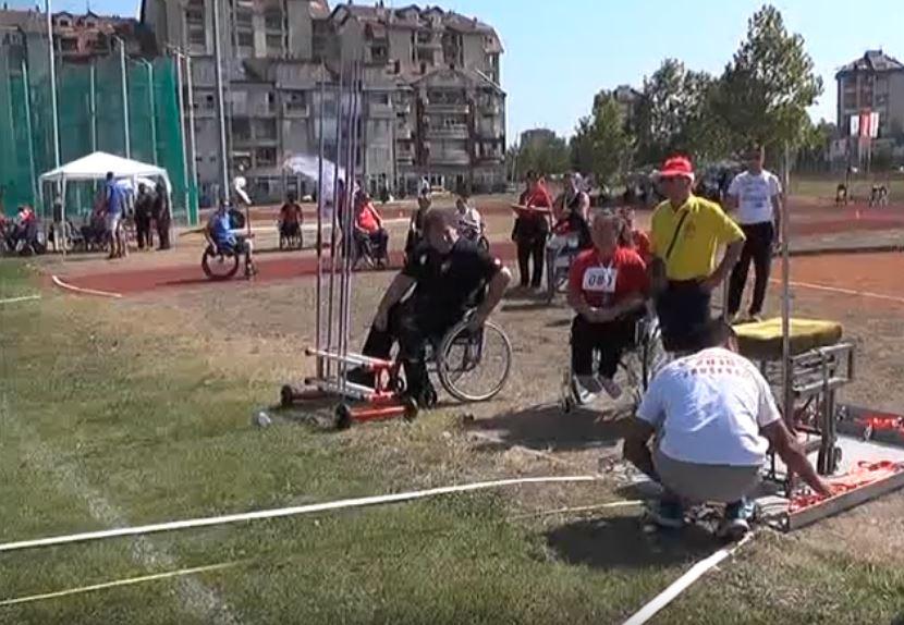 U Kruševcu održano Otvoreno državno prvenstvo u atletici za osobe sa invaliditetom