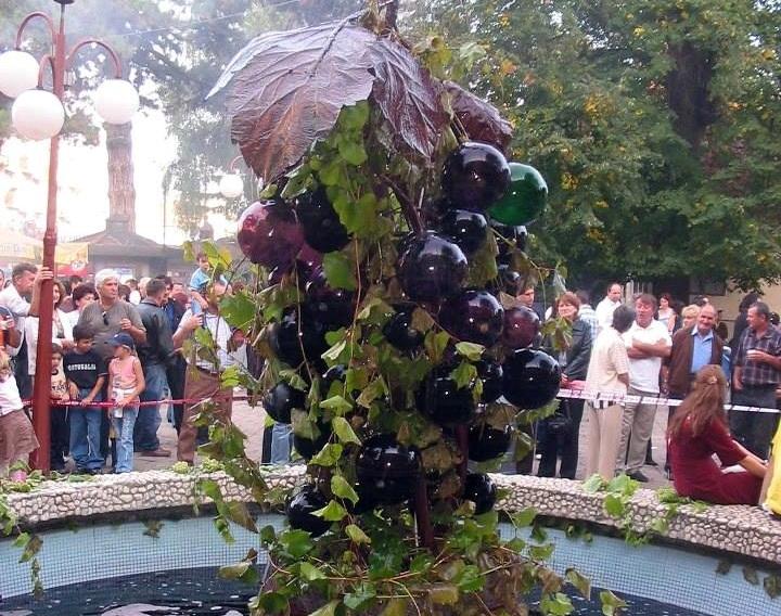 Dani Župske berbe u Aleksandrovcu