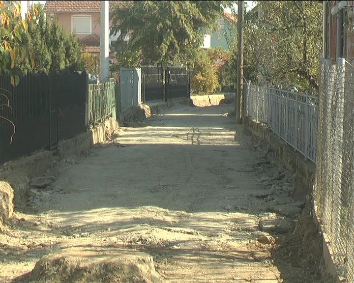 U Malom Golovodu radi se na rekonstrukciji četiri ulice