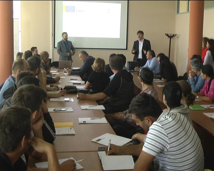 Informativna sesija o drugom javnom pozivu programa podrške EU razvoju opština u Srbiji za dodelu bespovratnih sredstava preduzetnicima