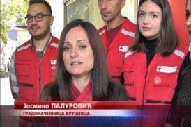 Akcija dobrovoljnog davanja krvi povodom Dana oslobođenja Kruševca