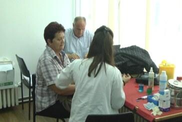 U prostorijama Crvenog krsta u Kruševcu akcija dobrovoljnog davanja krvi