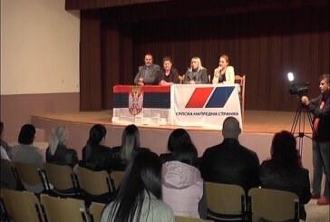 Savet za zdravstvo GO SNS-a Kruševac u Kukljinu organizovao tribinu o prevenciji raka dojke