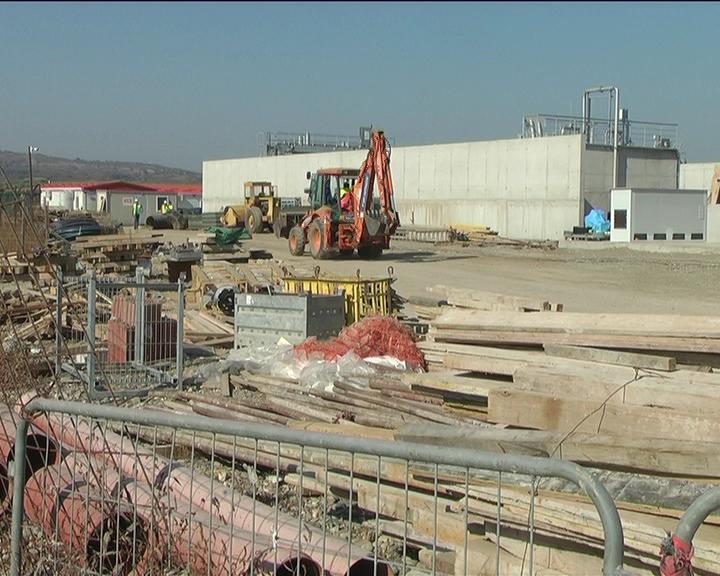 Do sada izgrađeno preko 85 posto Fabrike za prečišćavanje otpadnih voda