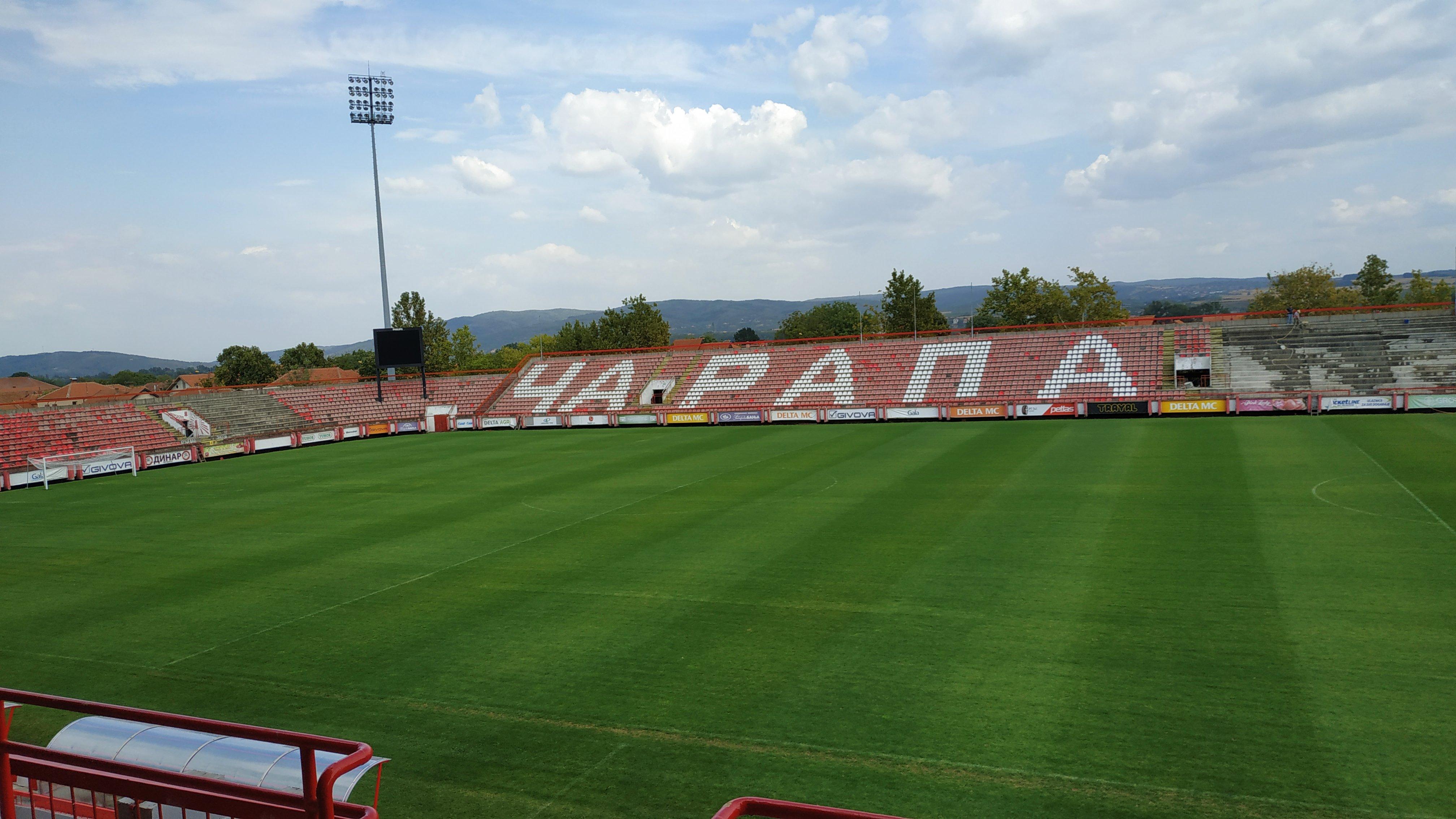 Zbog utakmice Napredak-Crvena Zvezda, sve ulice u zoni stadiona Mladost zatvorene za saobraćaj do 19 časova