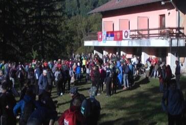 Jastrebački marš okupio preko 600 planinara i rekreativaca
