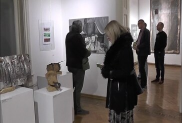 U Umetničkoj galeriji otvorena 59. Oktobarska izložba