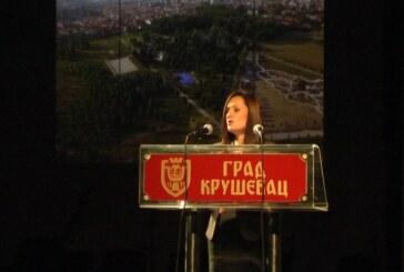 Povodom Dana oslobođenja u Kruševačkom pozorištu održana svečana akademija