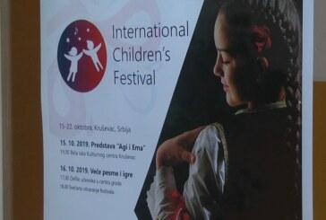 OŠ Vuk Karadžić u Kruševcu domaćin Međunarodnog dečijeg festivala