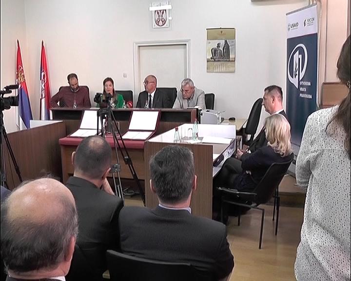 """Povodom obeležavanja Evropskog dana civilne pravde u Kruševcu organizovan """"Dan otvorenih vrata suda"""""""