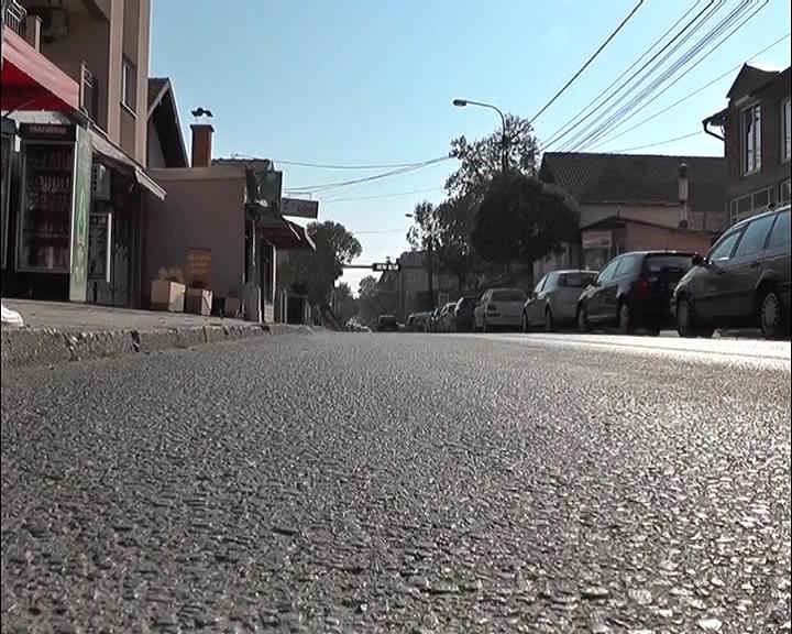 Počinju radovi na kompletnoj rekonstrukciji Kosovske ulice u dužini od 650 metara