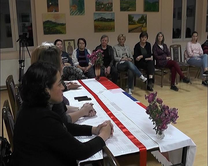"""Tribina """"Prevencija karcinoma"""" u Jasici u organizaciji GO Saveta za zdravstvo SNS-a Kruševac"""