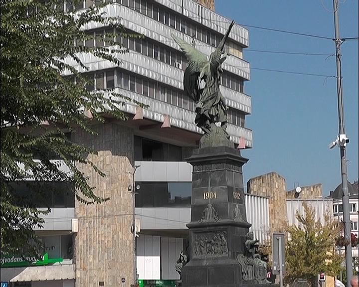PROŠLOST U SADAŠNJOSTI I BUDUĆNOSTI: Spomenik kosovskim junacima
