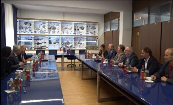 Ambasador Indonezije u poseti PPT Namenska AD u Trsteniku