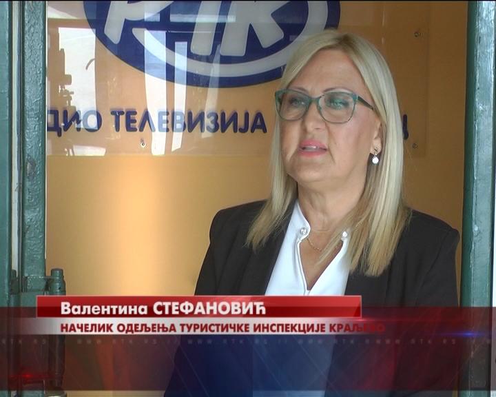 U Kruševcu postoji pet turističkih agencija – organizatora turističkih putovanja