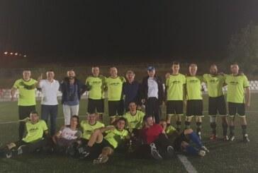 Fudbal: Globoder pobednik Kupa Grada Kruševca