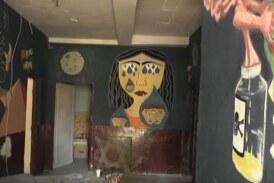Volonterska akcija uređenja donjeg sprata i oslikavanje zidova Alternativnog kulturnog centra GNEZDO