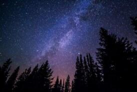 Posmatranje noćnog neba sa Bagdale
