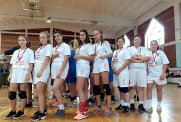 Odbojkašice Palestre iz Kruševca treće na državnom prvenstvu u ženskoj inkluzivnoj odbojci u Vranju