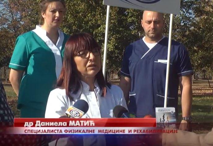 """Dom zdravlja """"Sloga medik"""" obeležio Svetski dan borbe protiv osteoporoze"""