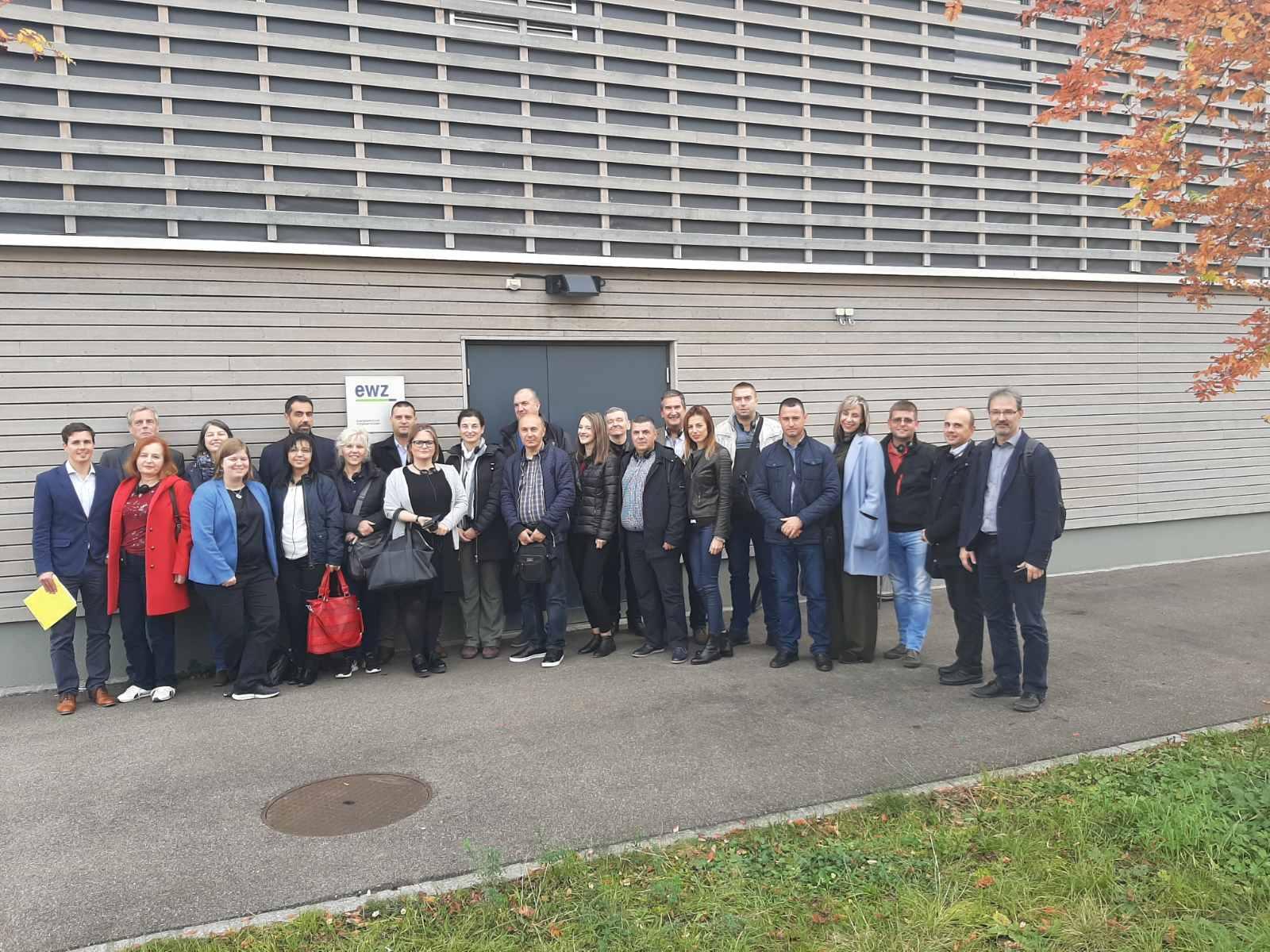 Studijska poseta Švajcarskoj u okviru MEEMP projekta