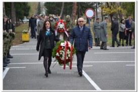 U Kruševcu obeležen Dan primirja u Prvom svetskom ratu