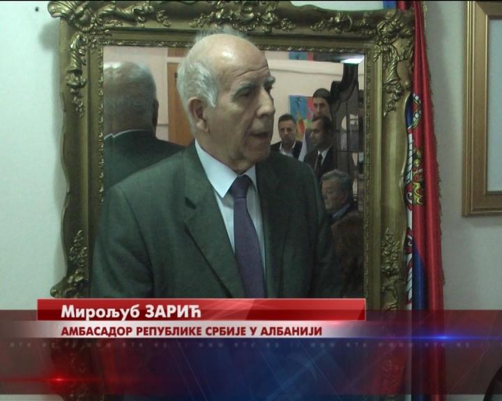 Ambasador Srbije u Albaniji Miroljub Zarić: U Albaniji ima mesta i za srpske privrednike