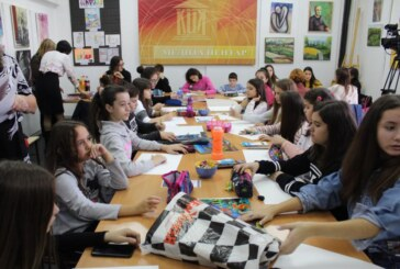 Master klas radionice u Kulturnom centru Kruševac