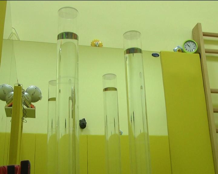 U Savetovalištu za zdravstvenu zaštitu dece i omladine otvorena senzorna soba