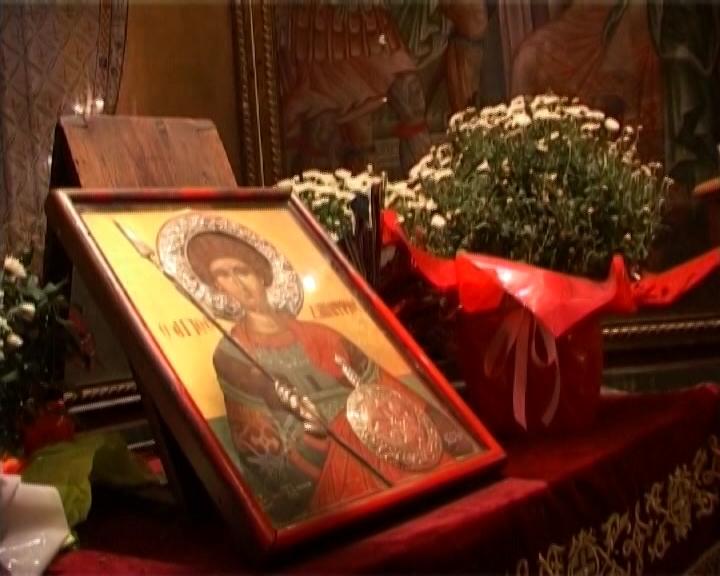 Danas se proslavlja Sveti Dimitrije Solunski jedna od najvećih slava kod Srba