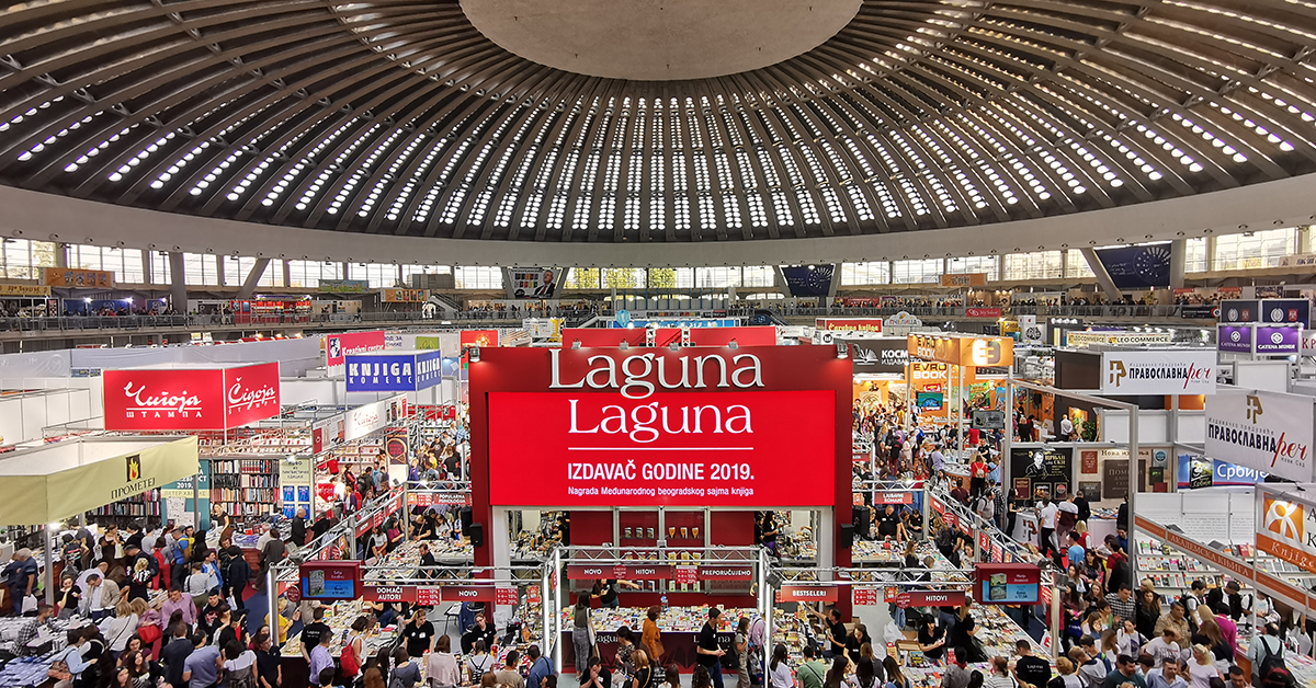 Laguna izdavač godine