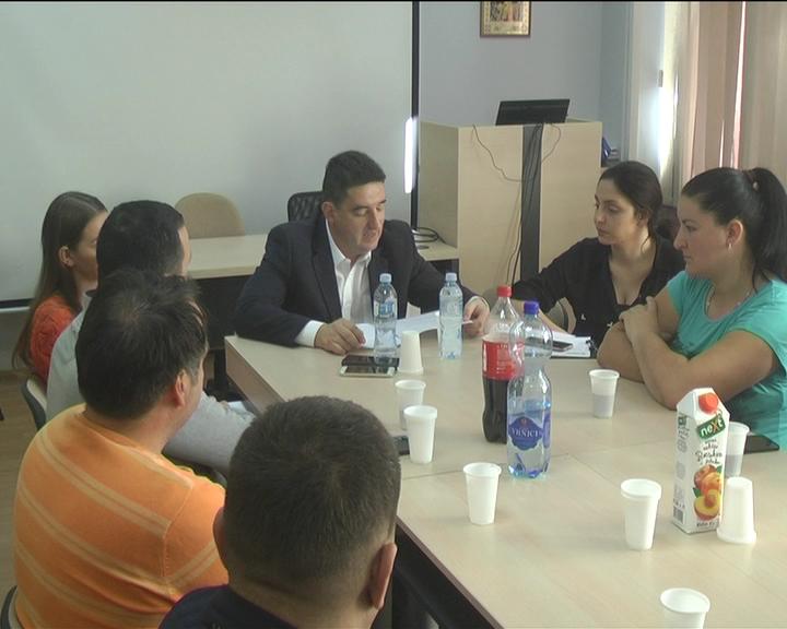 Panel za fokus grupu o temi unapređenja pristupa izvorima finansiranja u Republici Srbiji