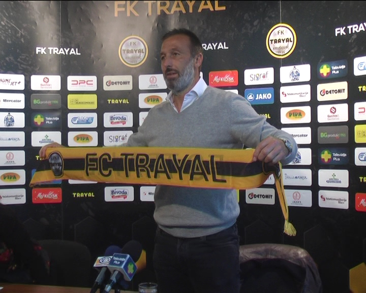 Nenad Sakić novi šef stručnog štaba FK Trajal