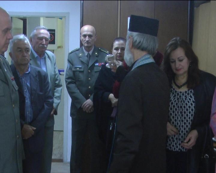 Udruženje ratnih vojnih invalida Kruševac obeležilo Svetog Dimitrija
