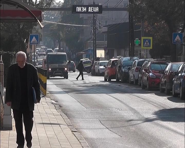 U toku kompletna rekonstrukcija Kosovske ulice