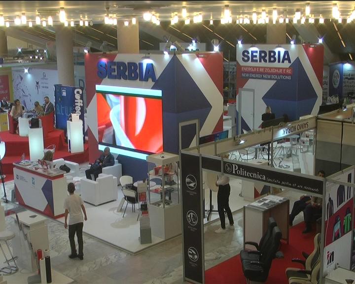 Sa Sajma privrede u Tirani: Za srpsku privredu Albanija je tržište sa značajnom perspektivom