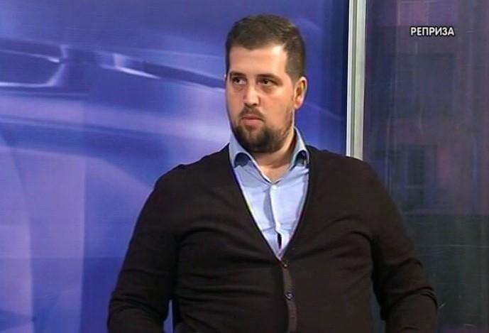 """U """"Razgovoru s povodom"""" Vladan Gašić o investicijama u fudbalske objekte"""