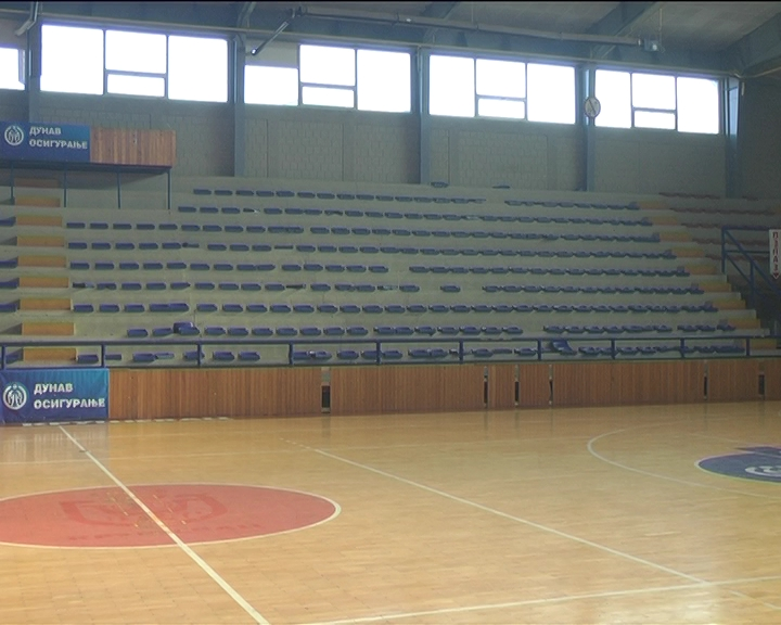 U rekonstrukciju Hale sportova uloženo 13 miliona dinara