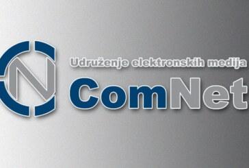 Udruženje elektronskih medija Comnet najoštrije osudilo pretnje upućene predsedniku Vučiću od strane Vesne Pešić