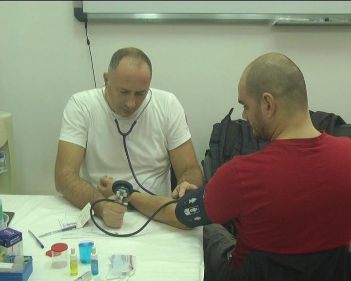 Akcija dobrovoljnog davanja krvi, prikupljene 72 jedinice