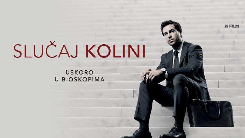"""Slučaj Kolini"", prema istoimenoj knjizi, u bioskopu Kruševac"
