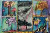 Akademska slikarka Marija Ćirić poklonila 18 radova sugrađanima (SPISAK DOBITNIKA)