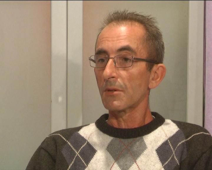 Nemilosrdni anđeo: Milodrag Miljković, 1999. godine ranjen na Kosovu i Metohiji