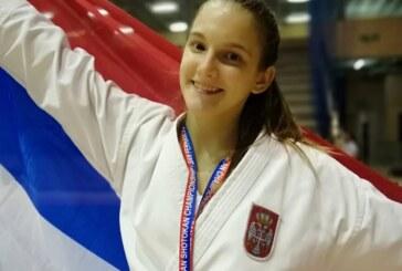 Dve medalje Nevene Simić na Evropskom prvenstvu u Španiji
