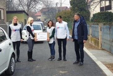 Nastavljena humanitarna akcija pomoći socijalno ugroženim porodicima